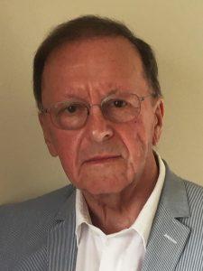 Professor Ernest Edmonds. Keynote Speaker at ArtsIT 2019